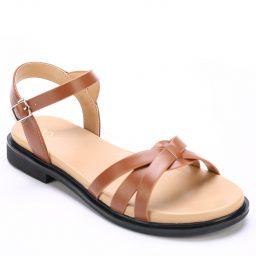 Giày xăng đan nữ BQ597 – SD BQ18-007 – Bò-0