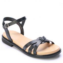Giày xăng đan nữ BQ597 – SD BQ18-007 – Đen-0