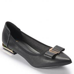 Giày cao gót BQ554 – GB 064 – Đen-0