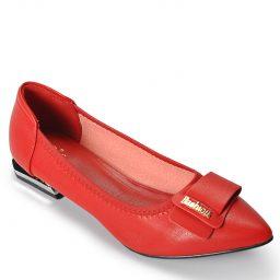 Giày cao gót BQ554 – GB 065 – Đỏ-0