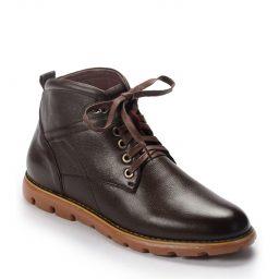 Giày bốt BQ982 – Bốt Demi 1001 – Nâu-0