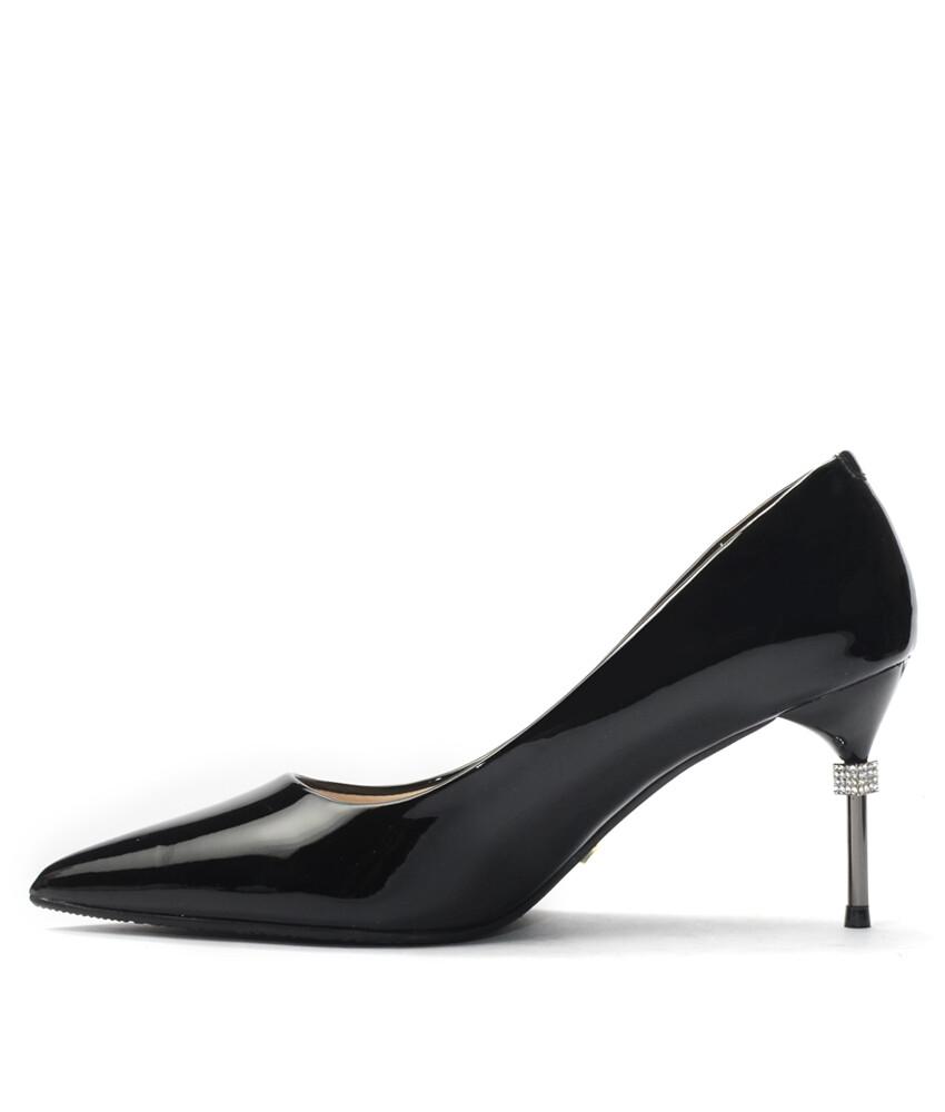 Giày cao gót BQ685 - GB HP951 - Đen-15385