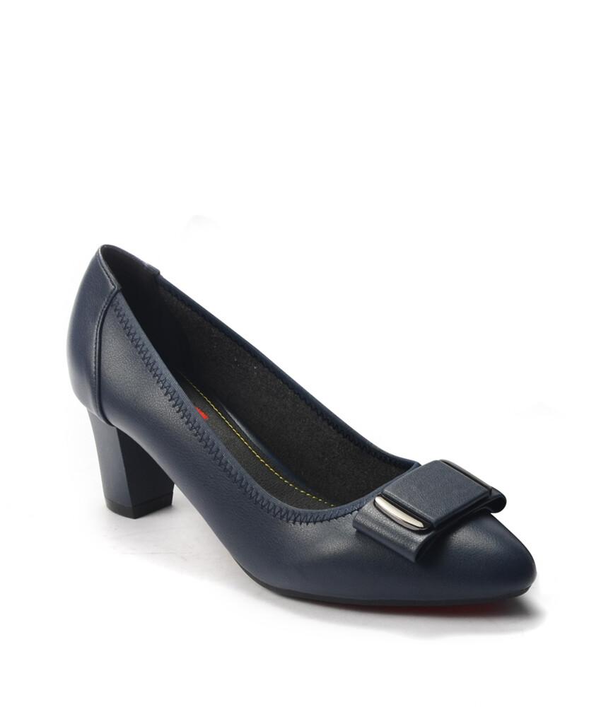 Giày cao gót BQ756 - GB BQ1002 - Xanh-0