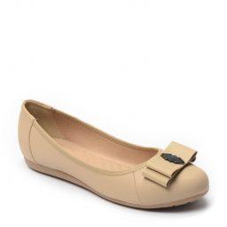 Giày búp bê BQ764 – BB 053 – Kem-0