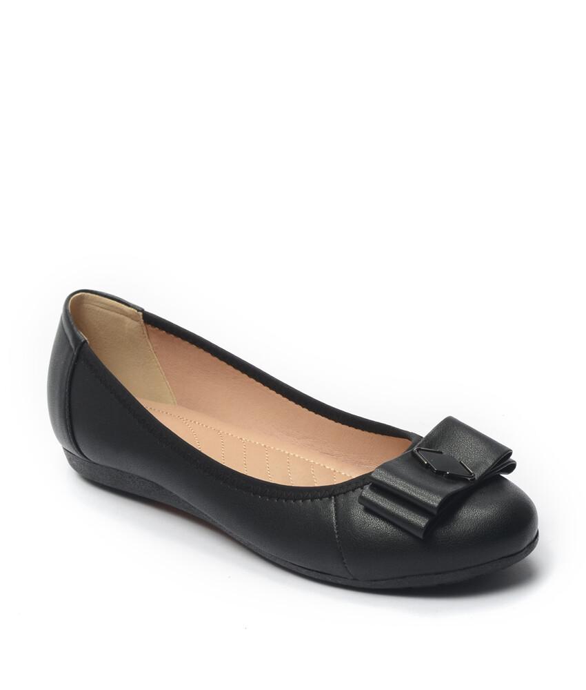 Giày búp bê BQ764 - BB 053 - Đen-0
