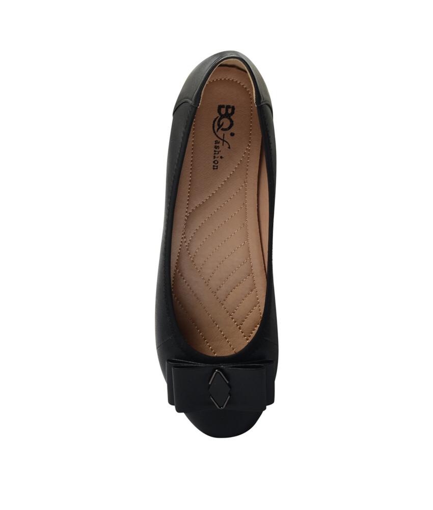 Giày búp bê BQ764 - BB 053 - Đen-16705