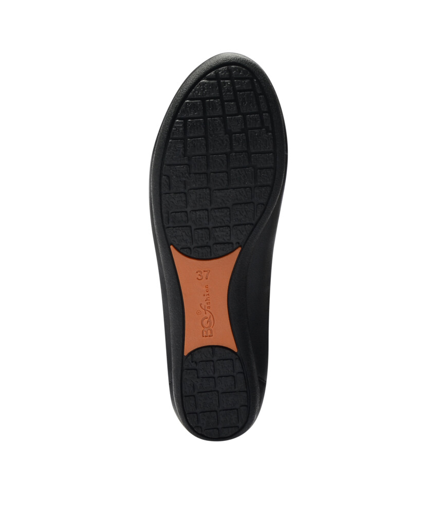 Giày búp bê BQ764 - BB 053 - Đen-16709
