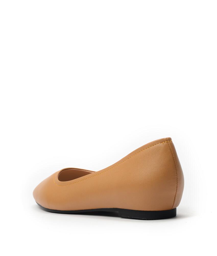 Giày búp bê BQ756 - BB BQ1031 - Nâu bò-16755