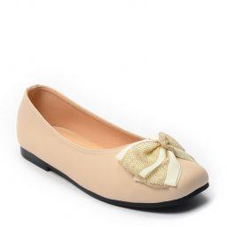 Giày búp bê BQ543 – BB BQ095 – Kem-0