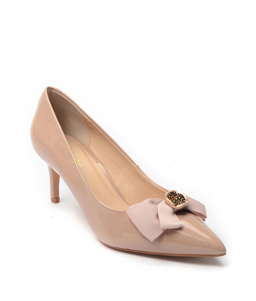 Giày cao gót BQ547 - GB 547-222 - Kem-0