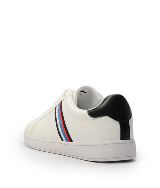 Giày Sneaker nam Rainbow màu trắng, đế su GTT577-60 4