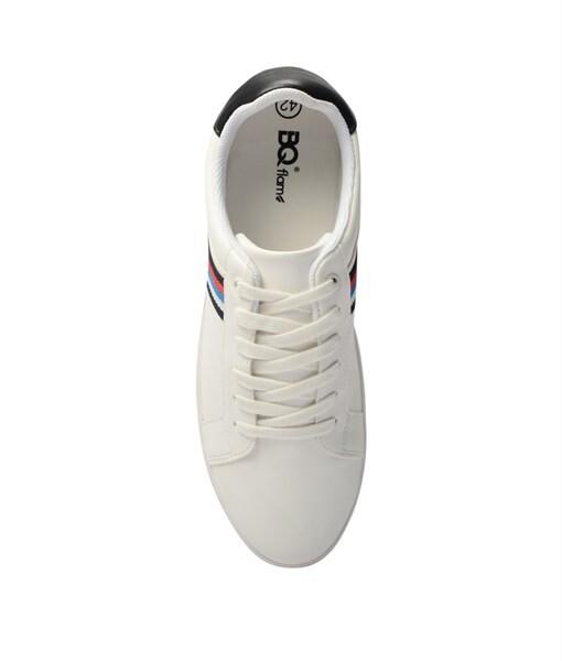 Giày Sneaker nam Rainbow màu trắng, đế su GTT577-60 3