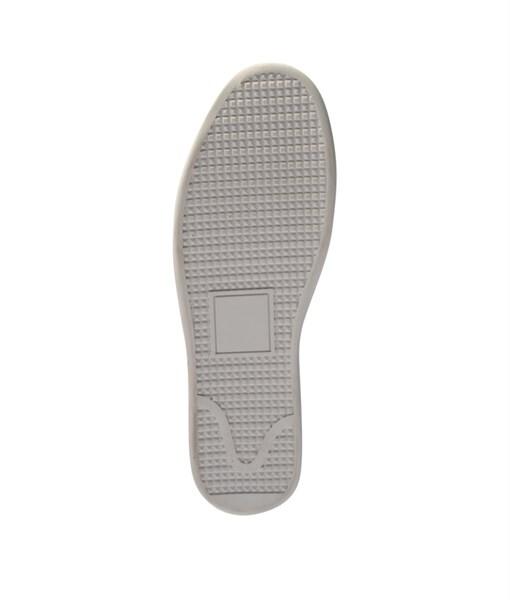 Giày Sneaker nam cột dây gạch viền màu trắng, đế su GTT577-62 5