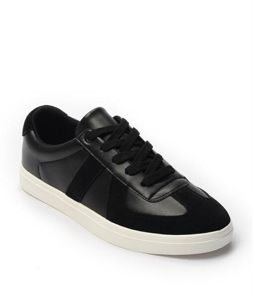 Giày Sneaker Unisex màu đen, đế su GTT577-67 1