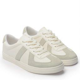 Giày Sneaker Unisex màu trắng, đế su GTT577-67 6