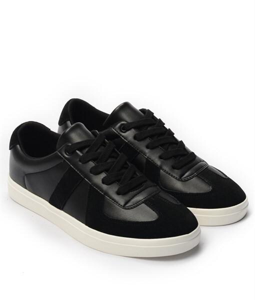 Giày Sneaker Unisex màu đen, đế su GTT577-67 2