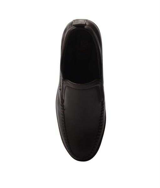 Giày lười Boots nam đế su chống trơn trợt cao màu nâu , GC8210 3